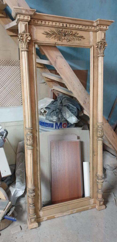 реставрация антикварной мебели в Киеве