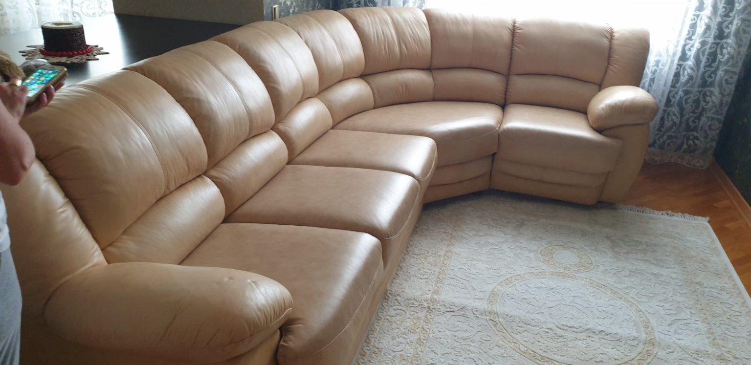 restavratsiya uglovogo kozhanogo divana v kieve