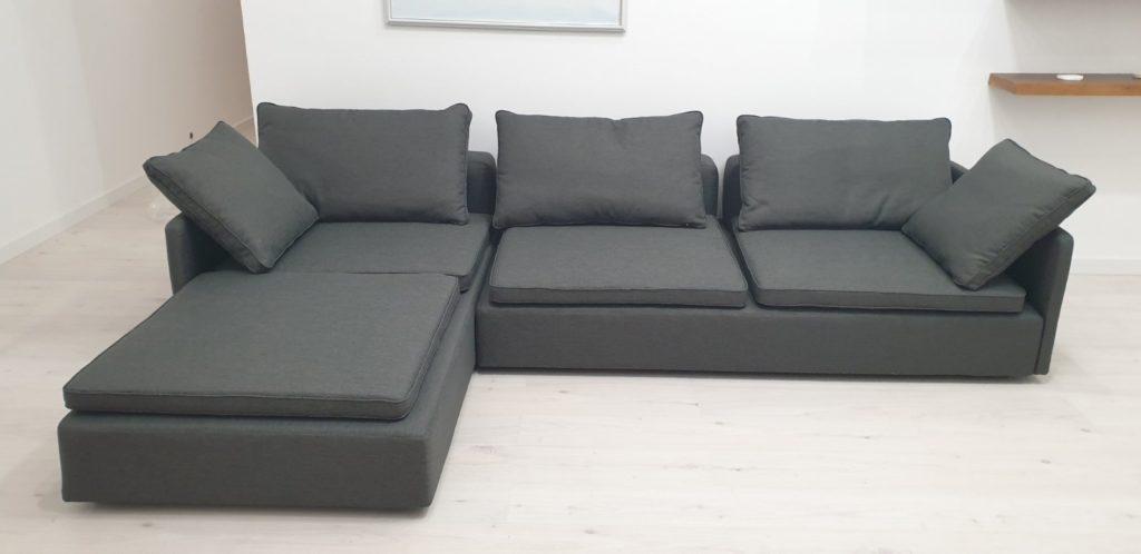 перетяжка мягкого дивана