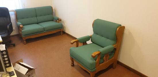 ремонт раскладного кресла