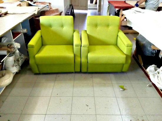 ремонт механизма качания кресла