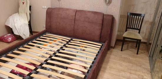 ремонт кровати с ламелями
