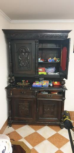 реставрация старой мебели Киев