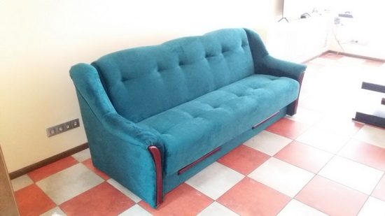 ремонт пружинного блока дивана