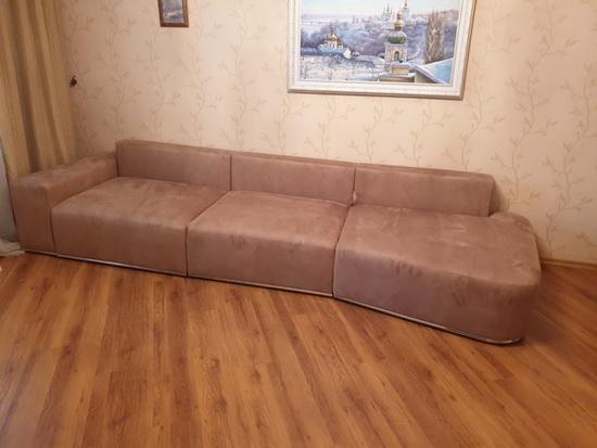 замена пружин в диване